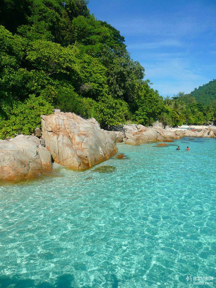 热浪岛 ( redang ) ,棉花岛