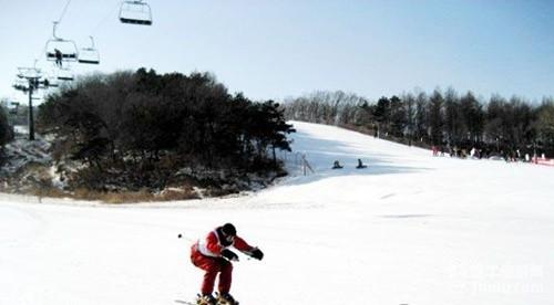 沈阳棋盘山雪场滑雪攻略
