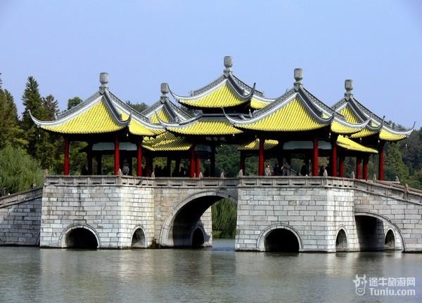 扬州旅游景点介绍之瘦西湖