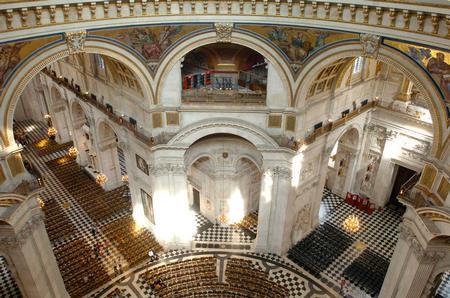 圣保罗大教堂旅游攻略 10月圣保罗大教堂旅游线路报价 圣...